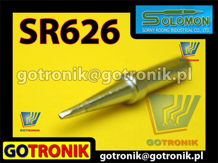 Grot SR626 SR-626 do stacji lutowniczych SOLOMON / PENSOL