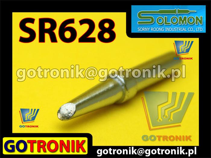 Grot SR628 SR-628 do stacji lutowniczych SOLOMON / PENSOL
