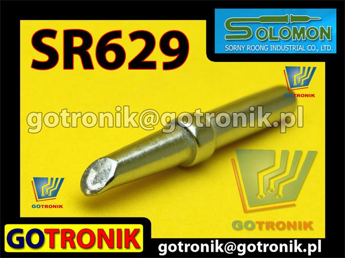 Grot SR629 SR-629 do stacji lutowniczych SOLOMON / PENSOL