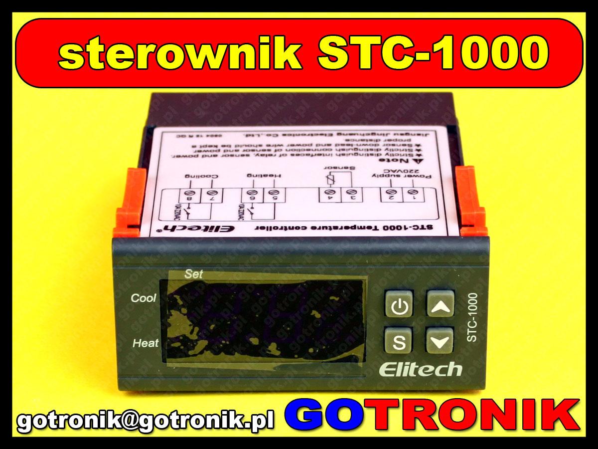 STEROWNIK ELITECH STC-1000