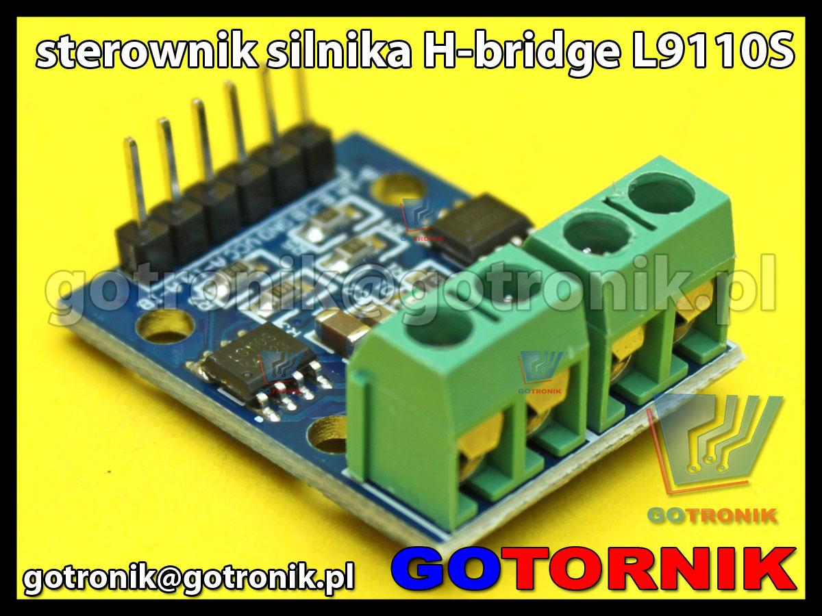 Sterownik silnika H-bridge układ kontroler L9110S
