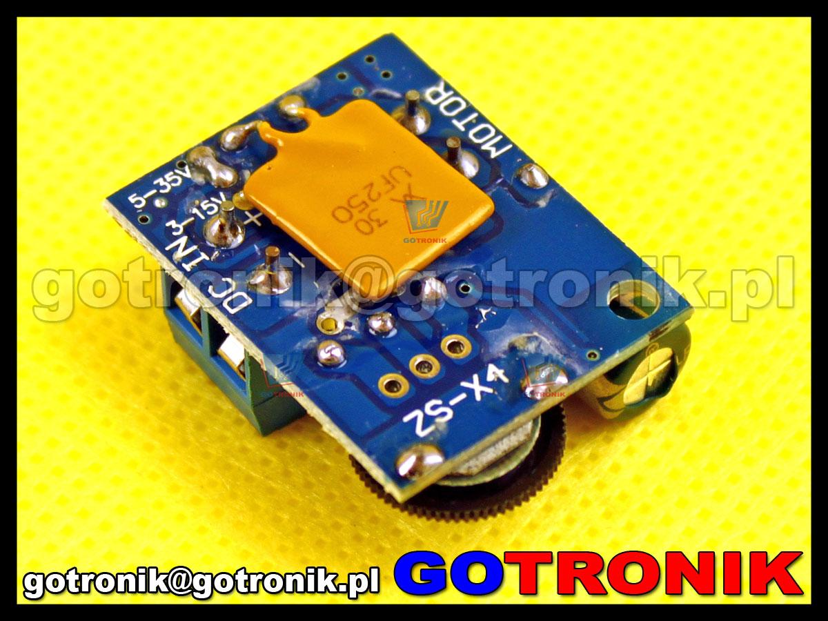 steronik PWM 10kHz 3-35V 90W regulator ściemniacz LED