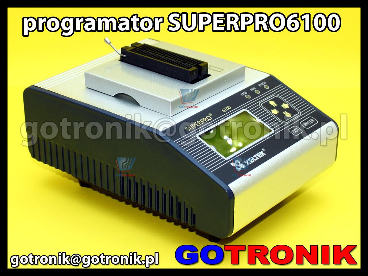SuperPro6100 Xeltek programator uniwersalny USB2.0