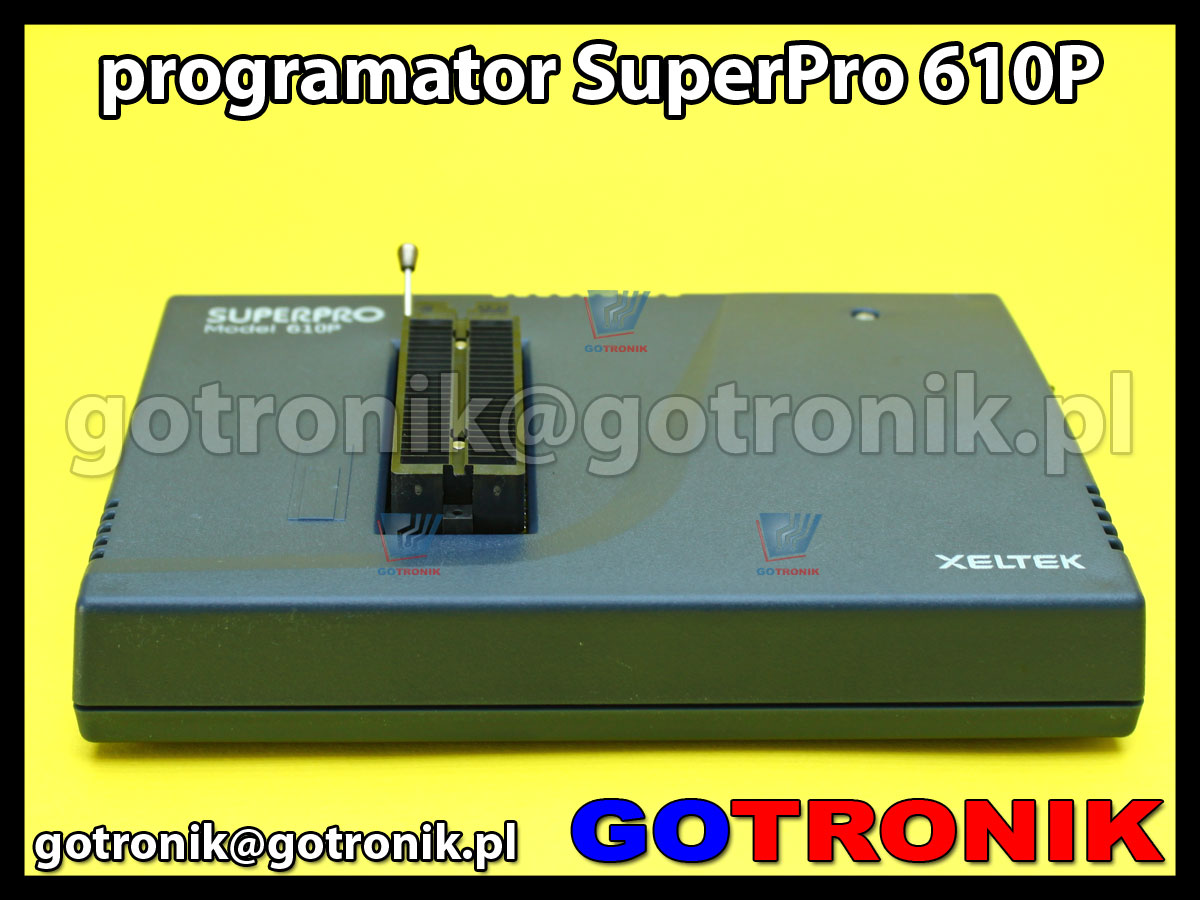 programator Xeltek SuperPro610P USB 2.0 ZIF48