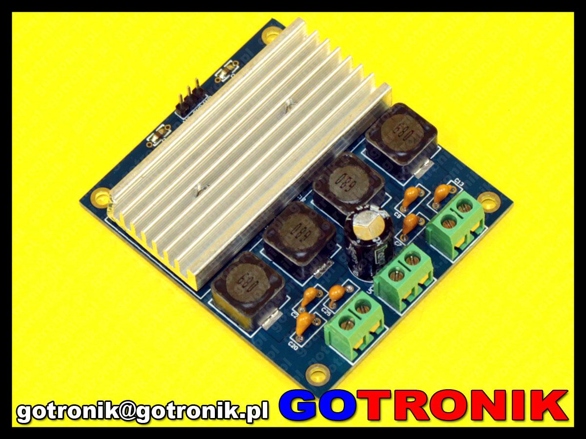 TDA7498 Moduł wzmacniacza audio 2 x 100W class D