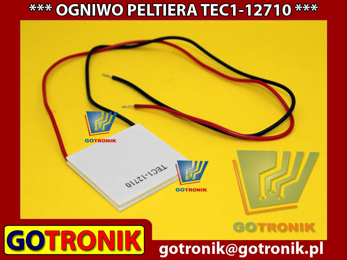 Ogniwo PELTIERA TEC1-12710
