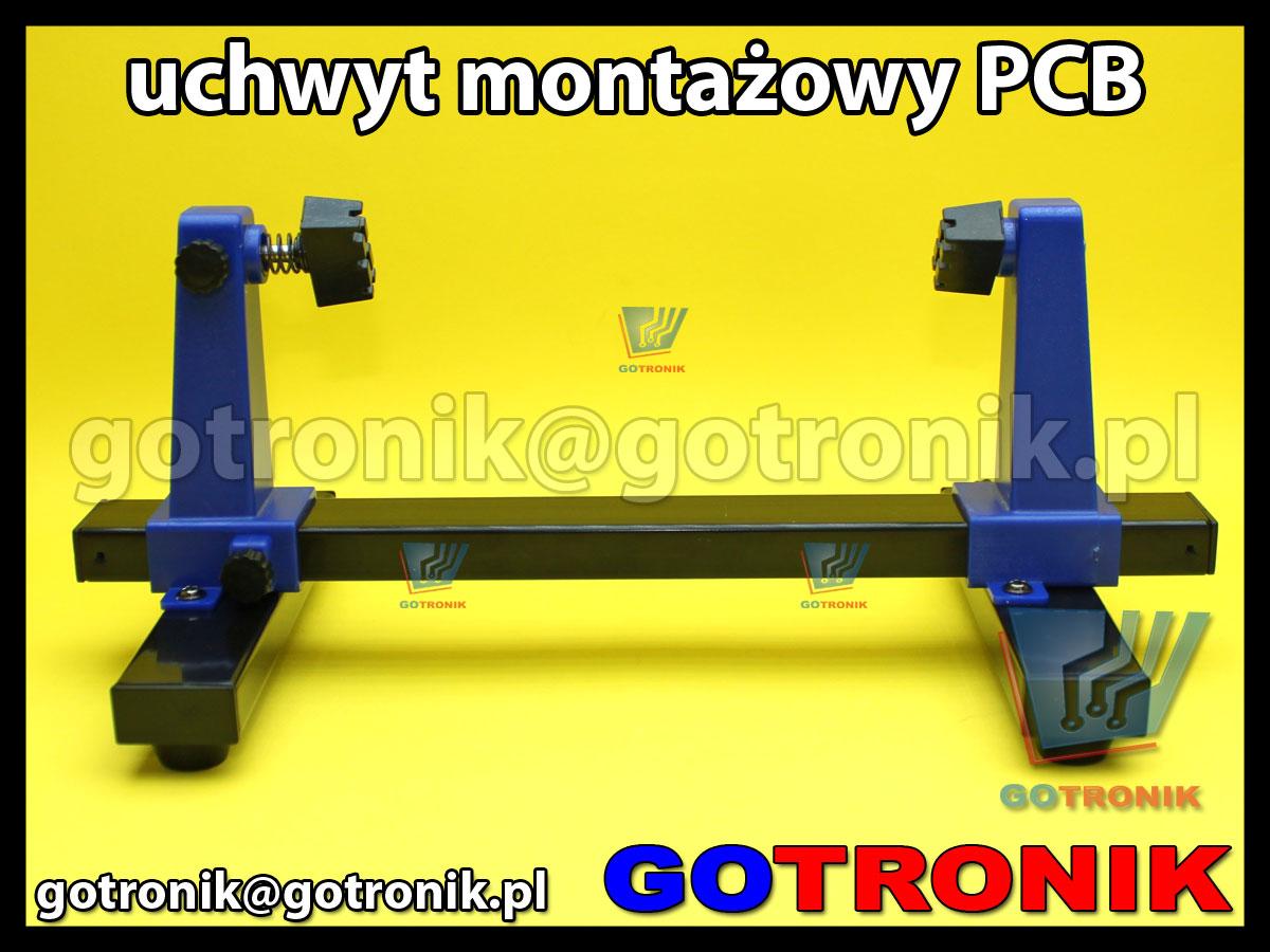 Uchwyt montażowy do serwisu płytek drukowanych PCB ZD-11E podstawka montażowa uchwyt statyw