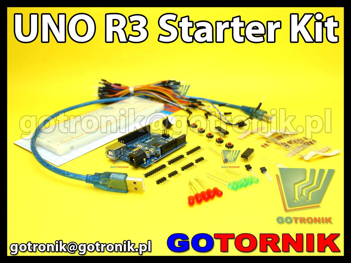 UNO R3 Starter Kit avr Compatible Arduino