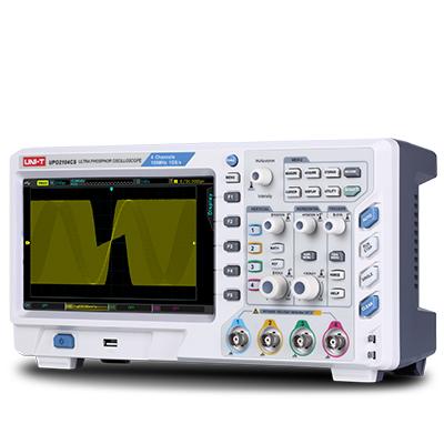 UPO2104CS Ultra Phosphor oscyloskop cyfrowy czterokanałowy 100MHz uni-t