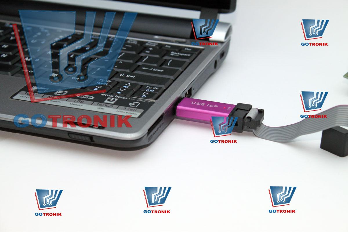 Programator USB ISP AVR ATMEL