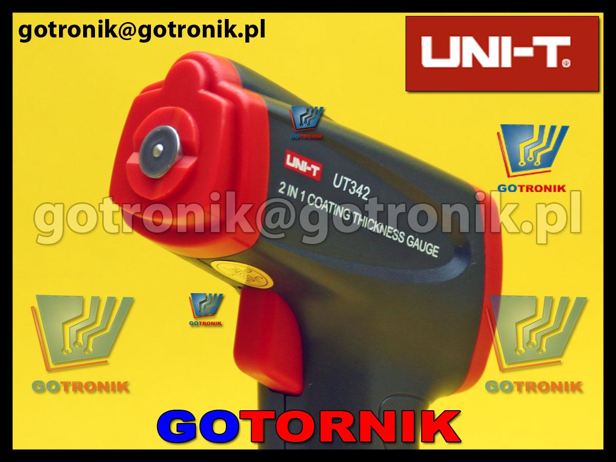 Miernik UNI-T UT342 grubości lakieru (powłoki)