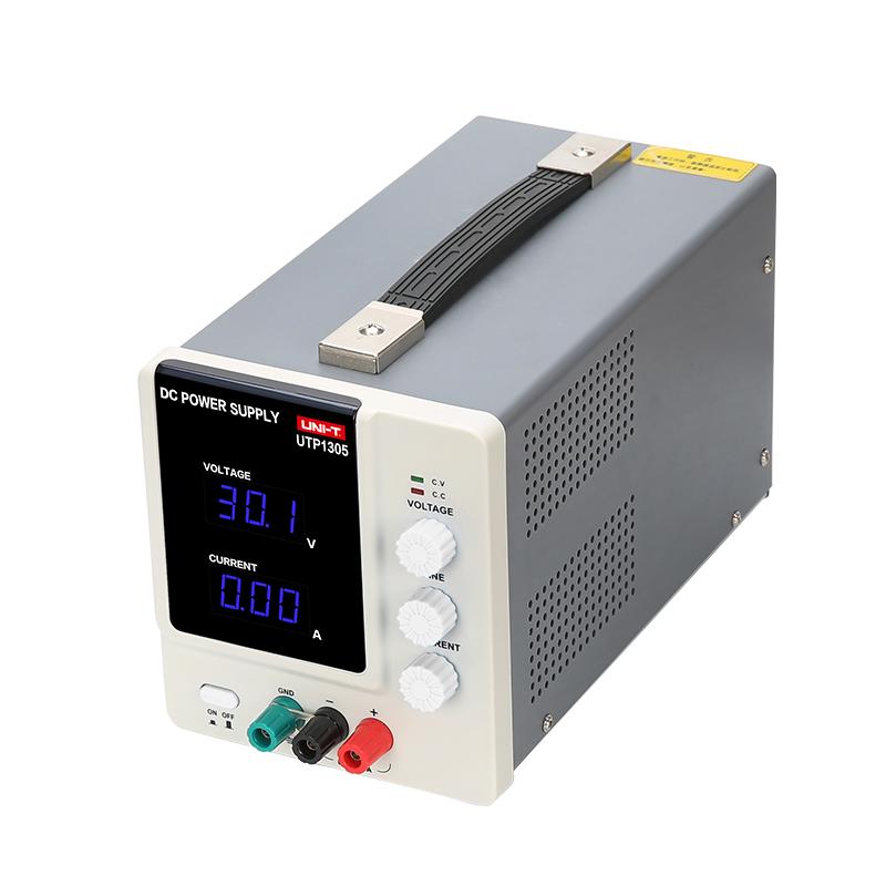 UTP1305 zasilacz regulowany pojedyńczy laboratoryjny 32V 30V 5A warsztatowy unit liniowy na transformatorze