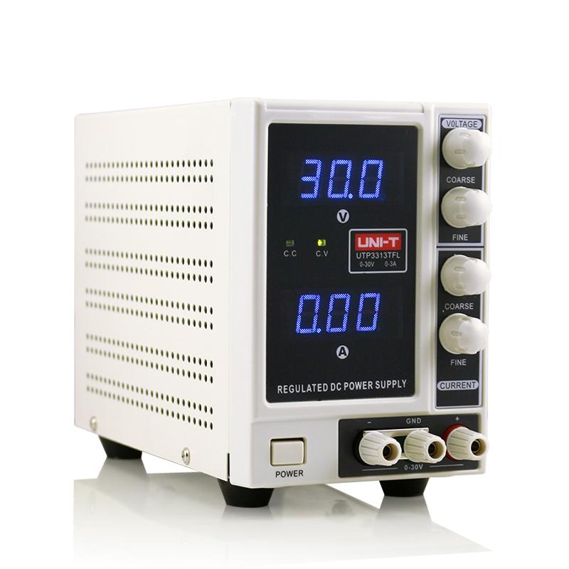 UTP3313TFL zasilacz regulowany pojedyńczy laboratoryjny 30V 3A warsztatowy unit