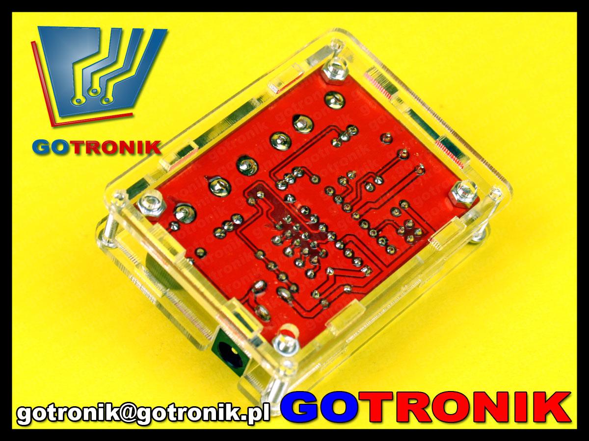generator funkcyjny XR2206 BTE-149