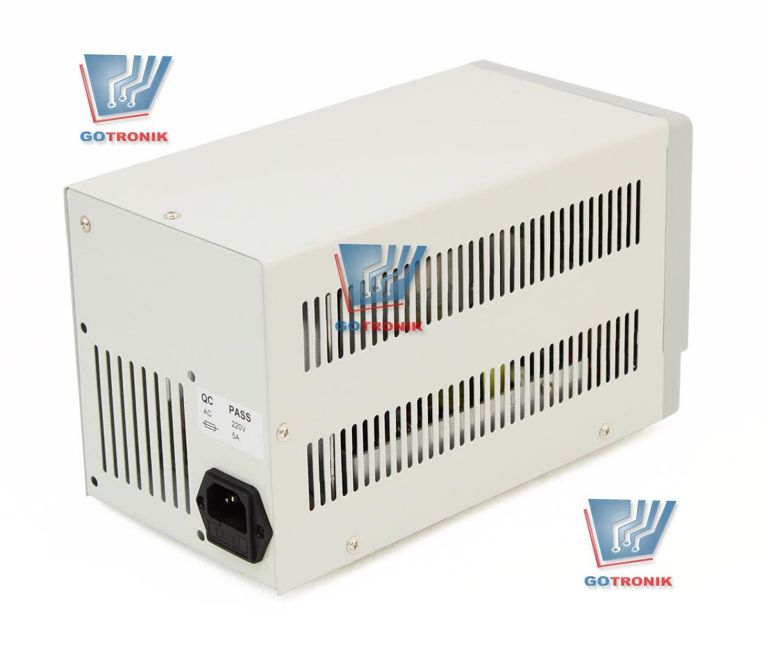 Programowalny zasilacz laboratoryjny DPS-305BM