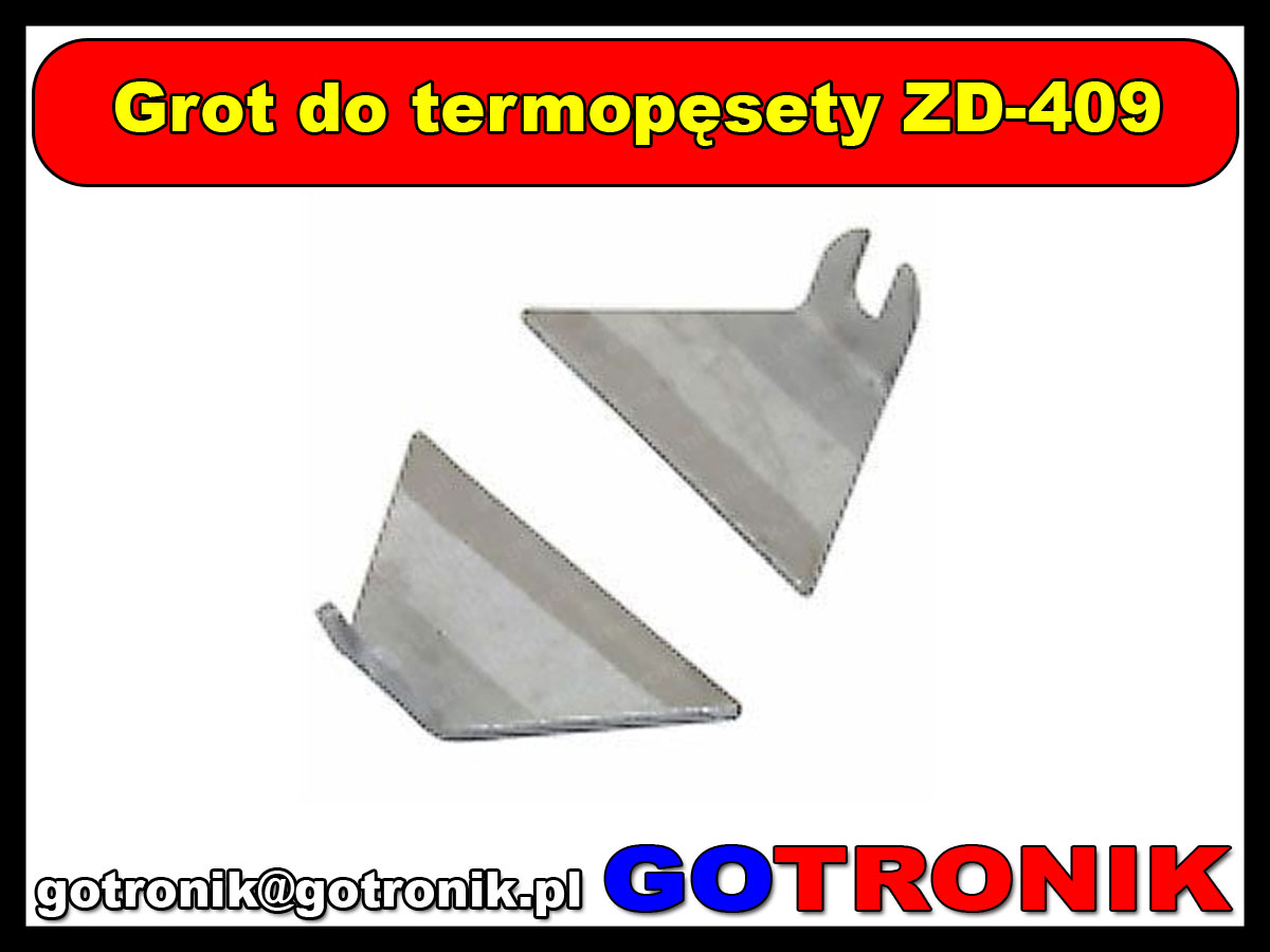 Grot 30mm do termopęsety Zaoxin ZD-409.