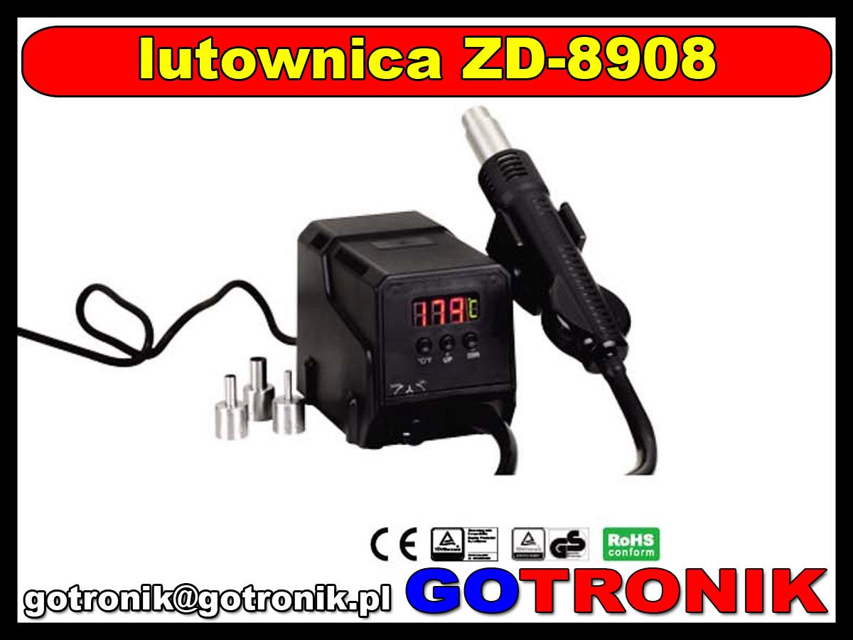 ZD-8908 stacja na gorące powietrze HOT-AIR ZD8908