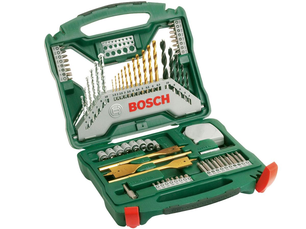 Zestaw Bosch Titanum X-Line 70 części