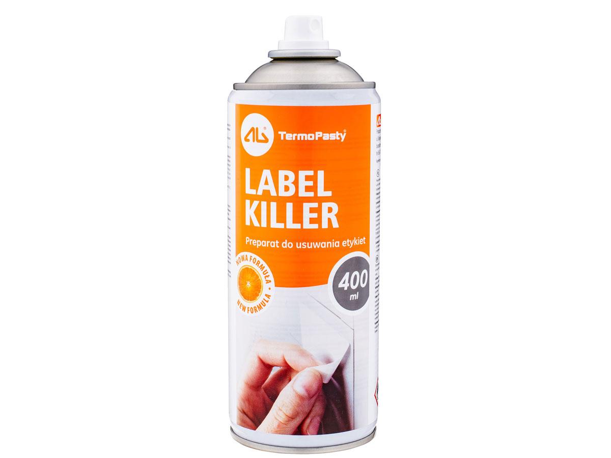 Label killer 400ml do usuwania kleju AGT-171