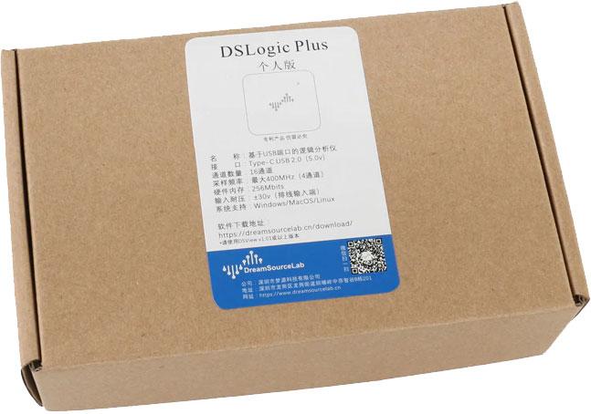 DSLogic Plus analizator stanów logicznych 16 kanałowy DreamSourceLab DSView