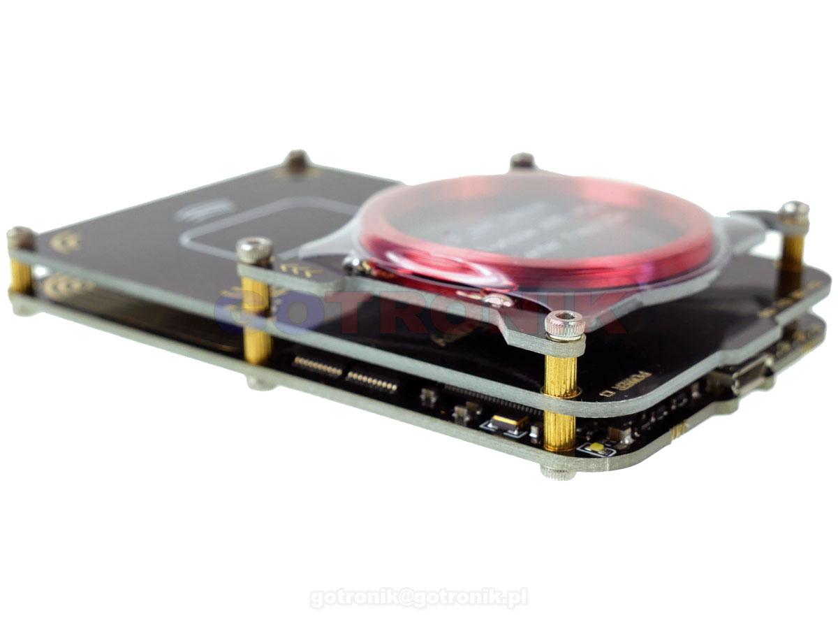 Proxmark3 czytnik replikator kart dostępu IC RFID NFC