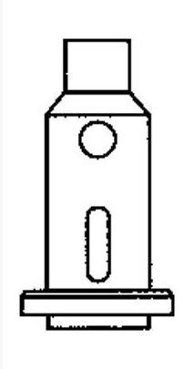 Zapasowa dysza do lutownicy Portasol SuperPro SPT-9