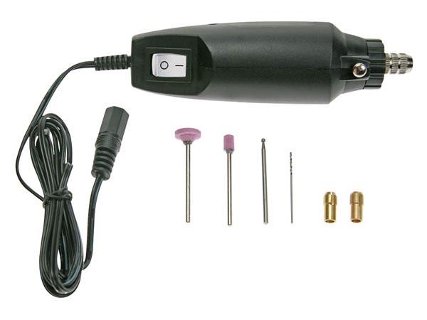 Miniwiertarka precyzyjna Velleman VTHD01 z akcesoriami