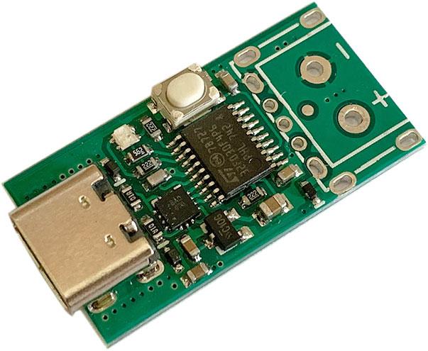 Wyzwalacz - tester dla ładowarek PowerDelivery USB typ C ZY12PDN YZXStudio BTE-1013