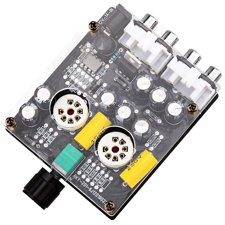 Przedwzmacniacz lampowy 6J3 BTE-1001