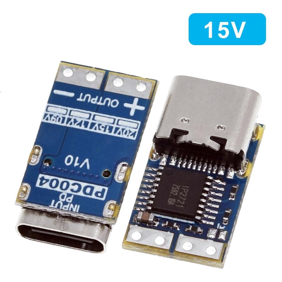 Wyzwalacz - tester ładowarek PowerDelivery USB typ C napięcie 15V BTE-1017