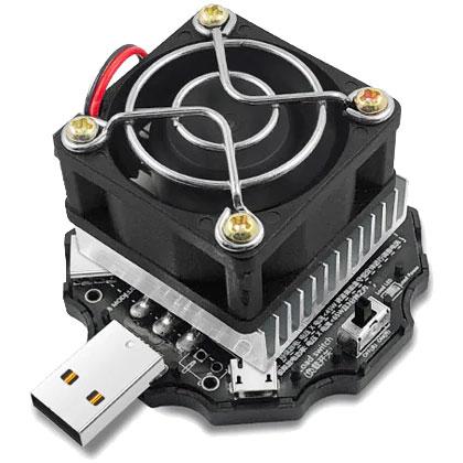 Elektroniczne obciążenie USB 65W 45W 5V 24V BTE-1031