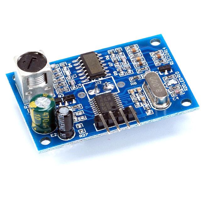 Ultrzadźwiękowy czujnik odległości wodoodporny JSN-SR04T-V3.0 BTE-499