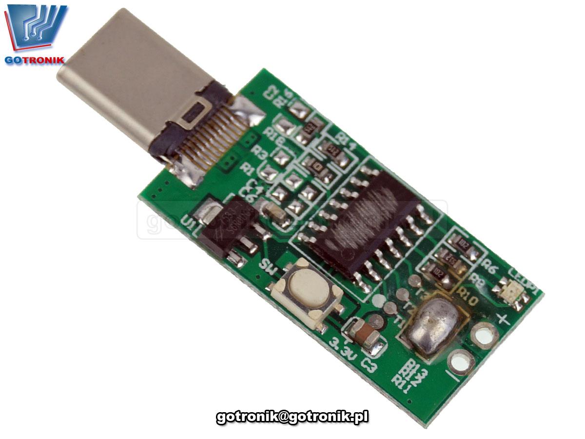 Wyzwalacz - tester dla ładowarek USB PD Xiaomi 5V 9V 12V 15V 20V BTE-671