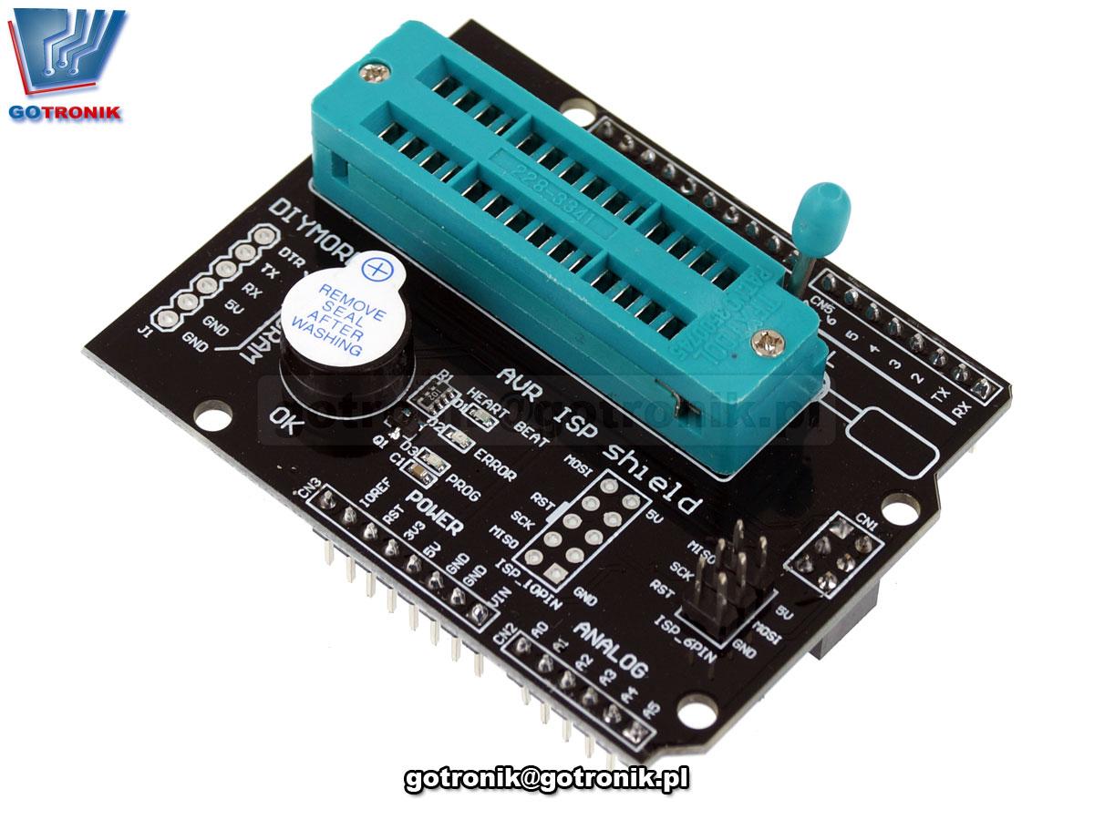 BTE-688 AVR ISP Shield - nakładka dla Arduino