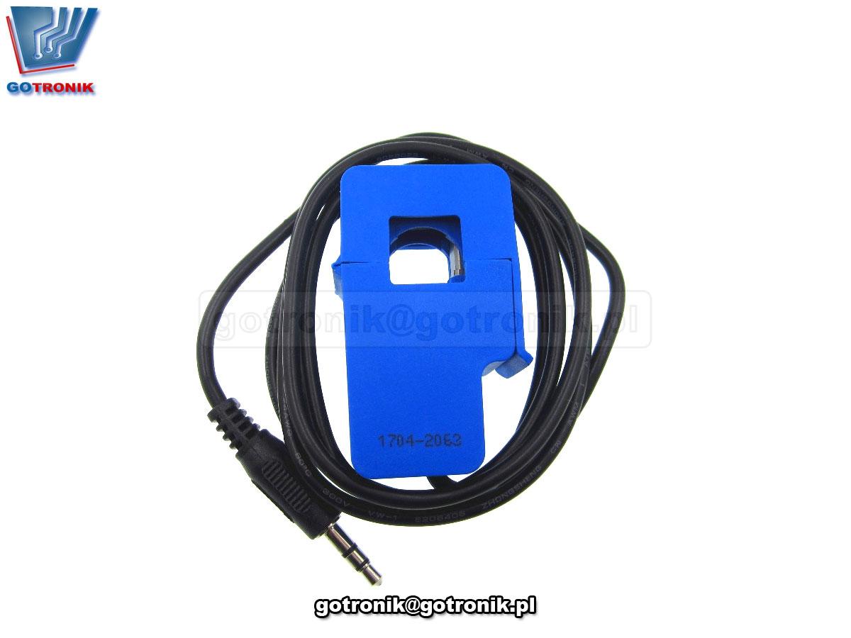 BTE-754 YHDC SCT013 Przekładnik prądowy z dzielonym rdzeniem 100A : 50mA