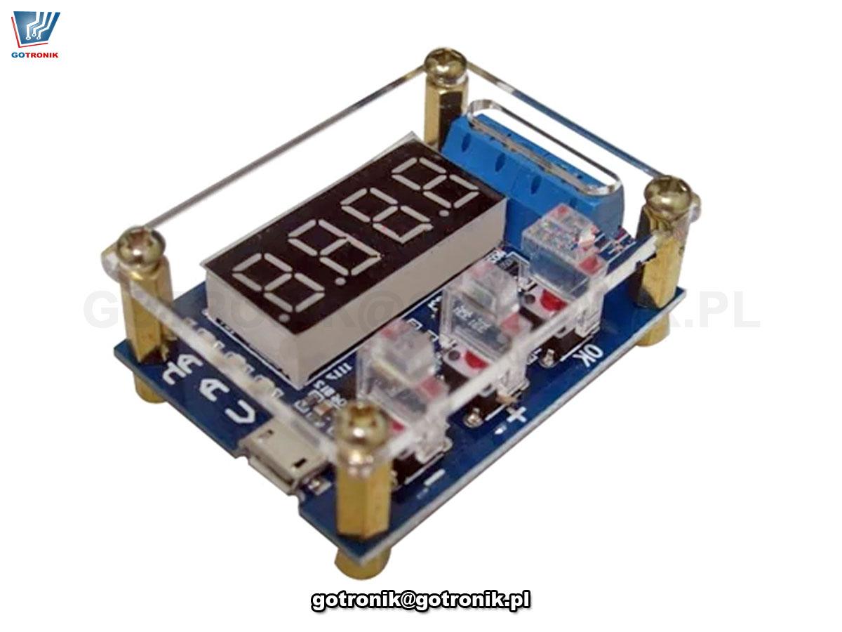 Obudowa do testera pojemności ogniw ZB2L3 BTE-833