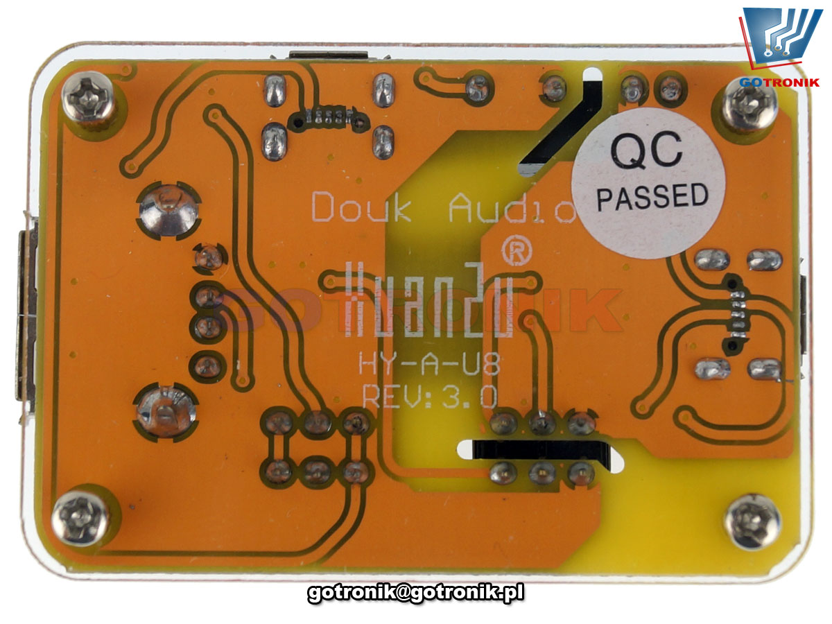 Izolator portu USB 2.0 na ADUM4160 BTE-887