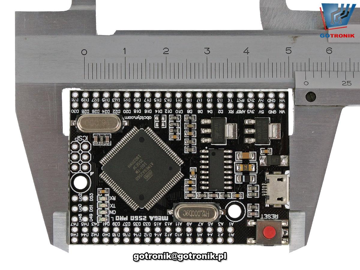 Arduino Mega2560 r3 miniaturowa wersja mini BTE-910