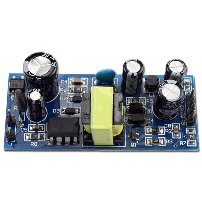 Moduł izolowanej przetwornicy napięcia 230V AC na 5V/12V dc LC VIPER 12A BTE-934