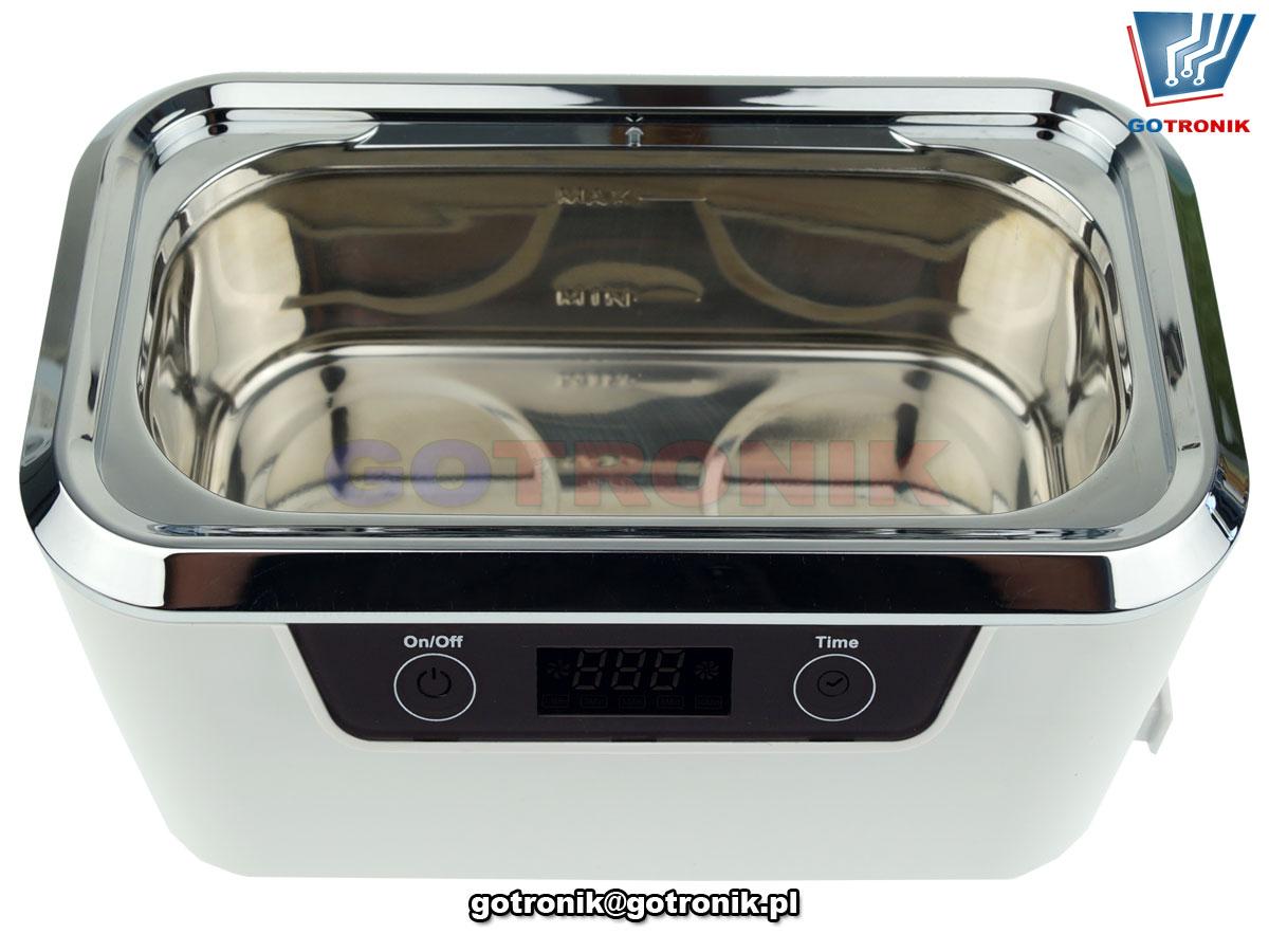 CDS-300 myjka ultradźwiękowa pojemność 800ml