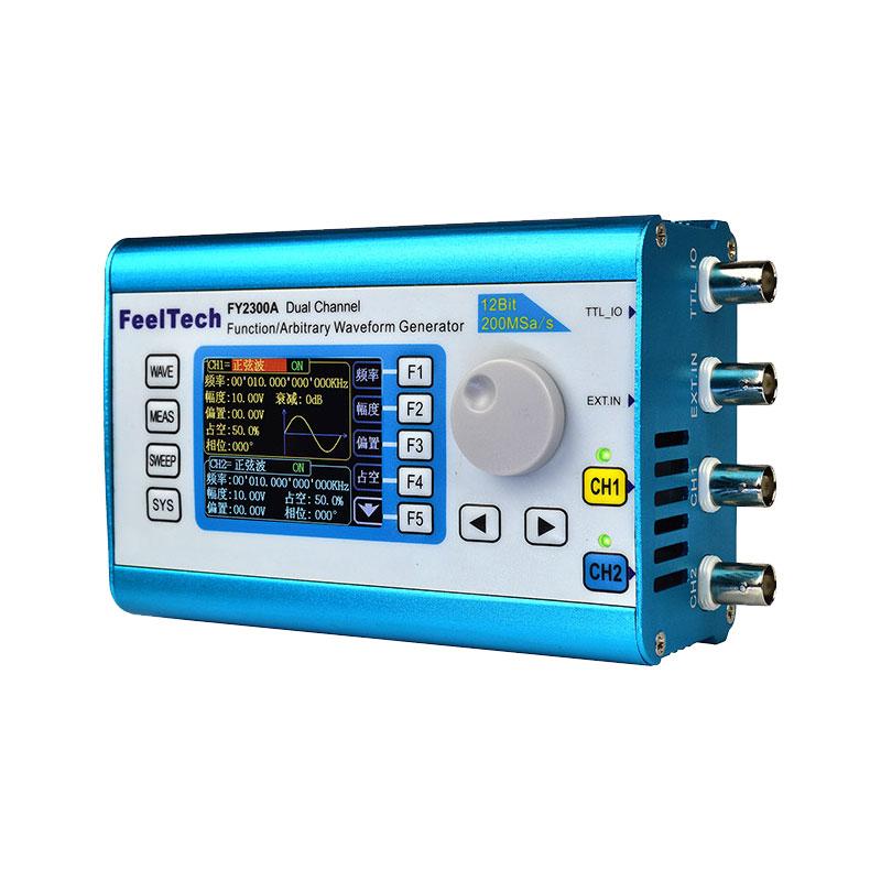 FY2300-12MHz generator funkcyjny dwukanałowy DDS