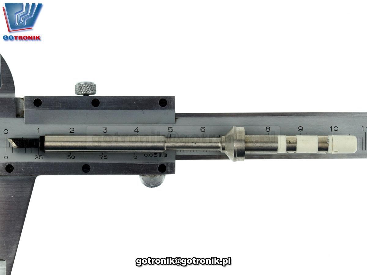 Grot TS100-KU black chrome do lutownicy TS100