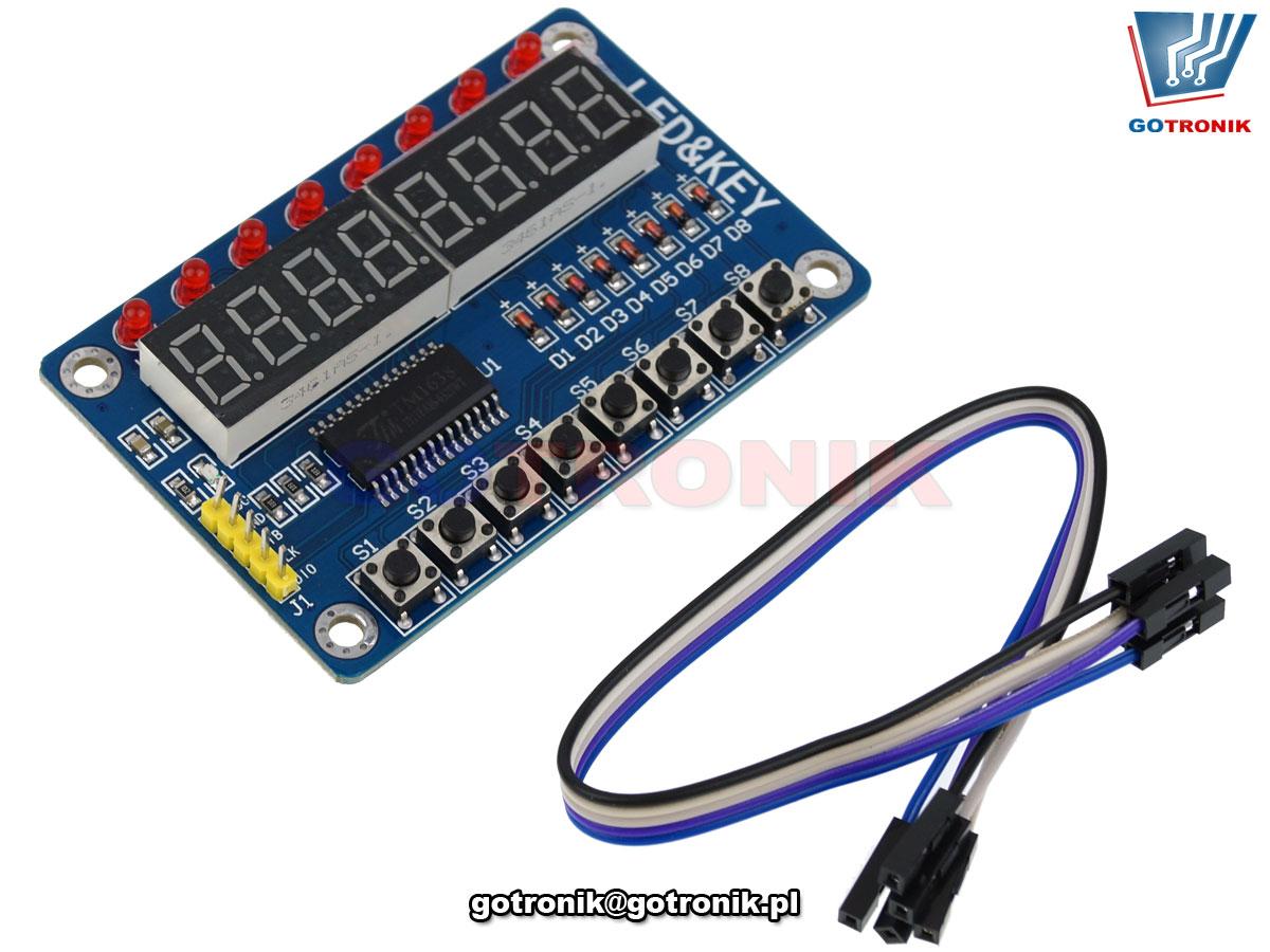 Arduino LED do podłączenia