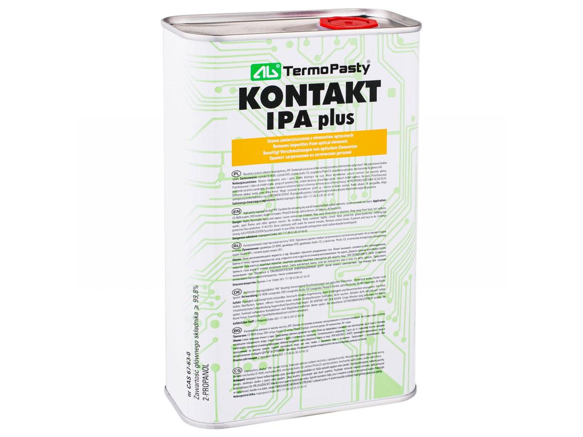 AGT-003 Kontakt IPA Plus 1000ml alkohol izopropylowy do mycia elektroniki