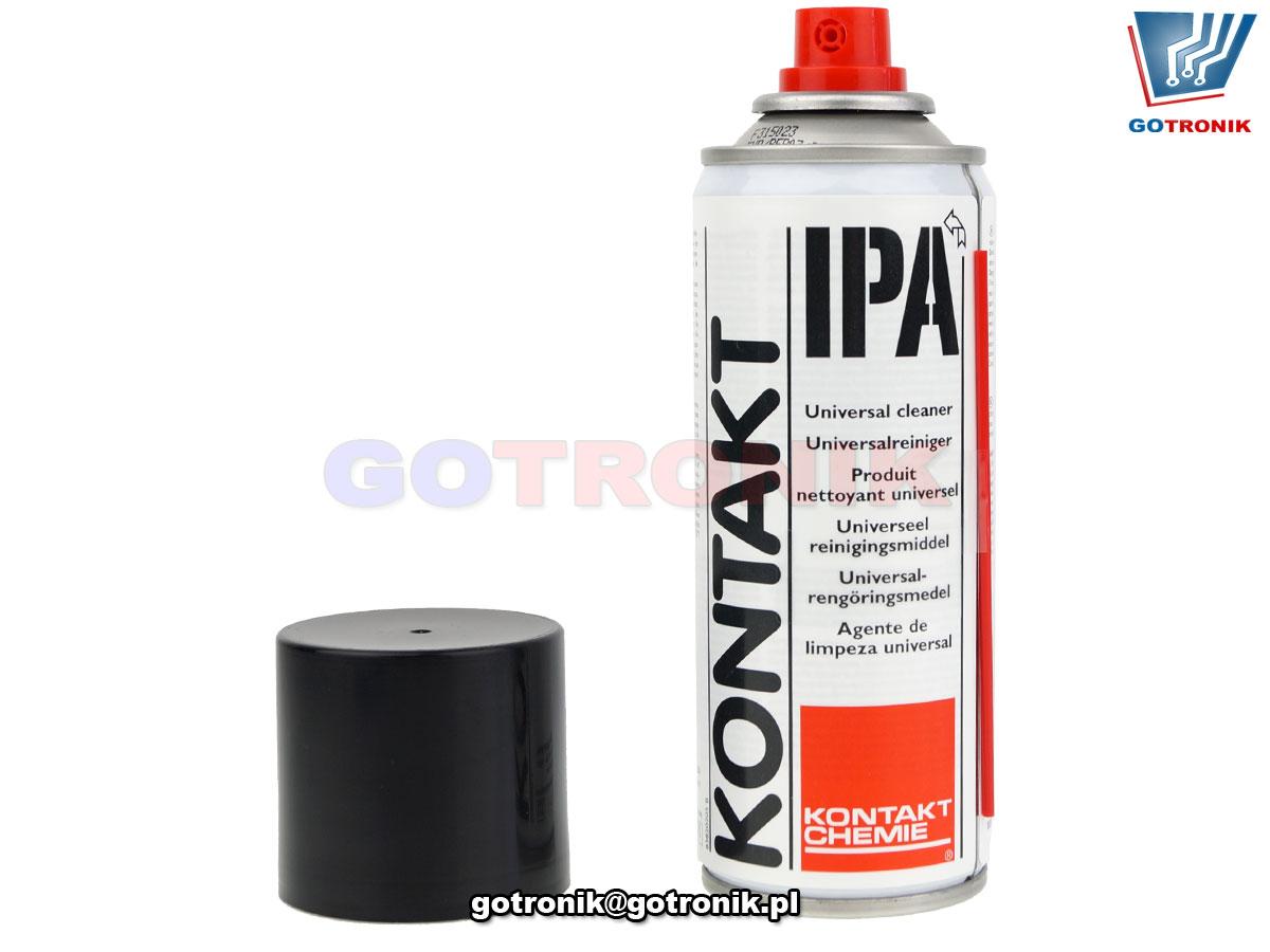 KONTAKT IPA 200ml aerozol alkohol izopropylowy Kontakt Chemie