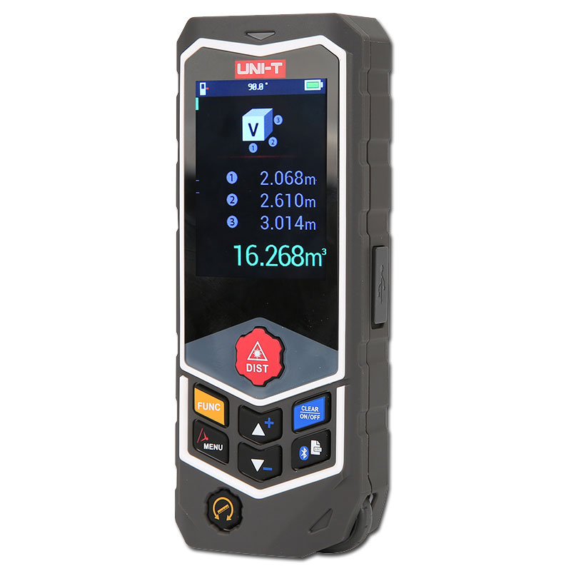 LM120D PRO dalmierz laserowy 120metrów 120m miernik dystansu Unit Bluetooth