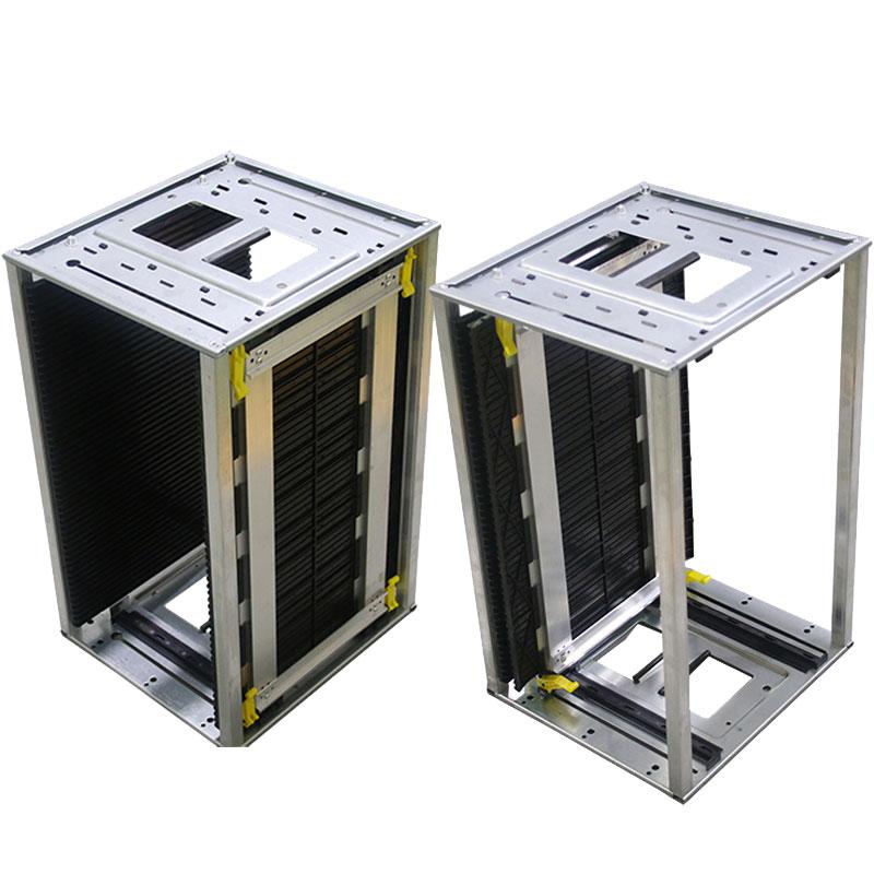 Magazynek na płytki drukowane PCB typu Rack 535x460x570mm obwody drukowane moduły PCB-021