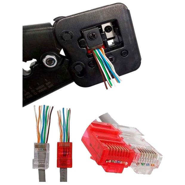 Zestaw narzędzi sieciowych System Pass Through E5948 NAR0860