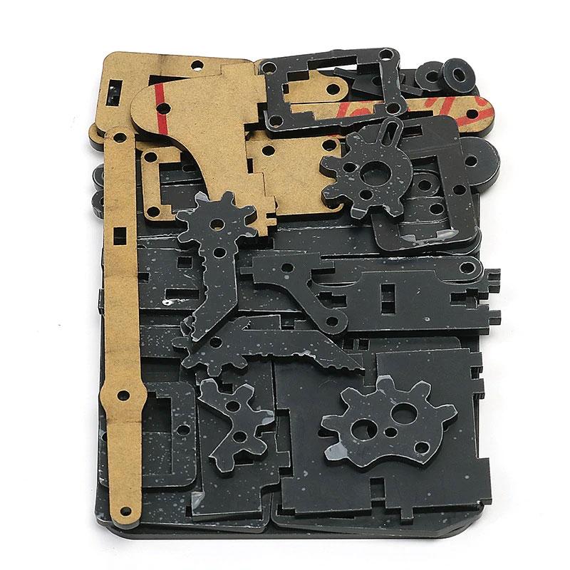 NAR-179 4DOF Robot Arm - ramię robota ZESTAW DO SAMODZIELNEGO MONTAŻU kit/diy