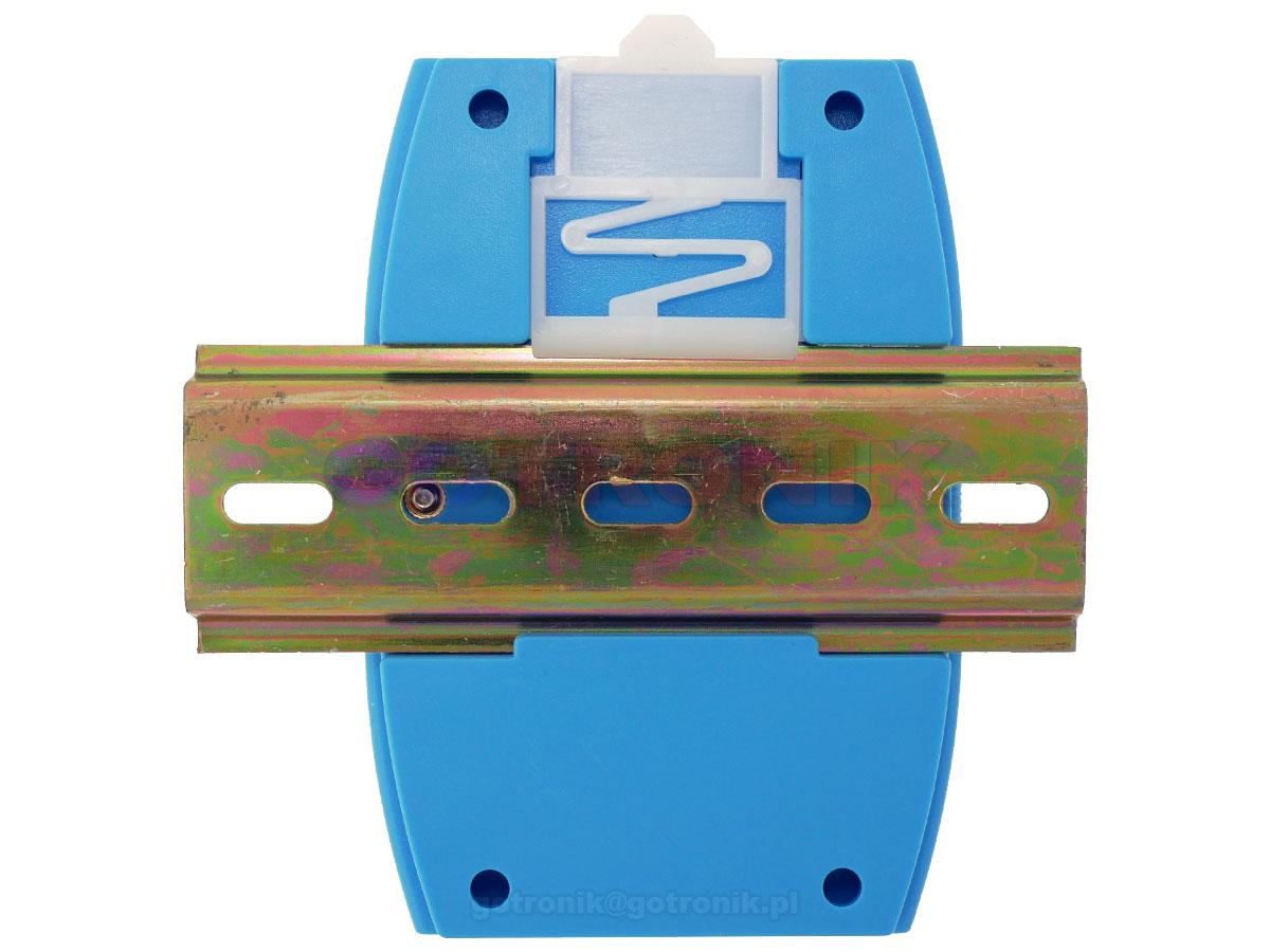 DIN 35mm TS35 obudowa na szynę motażową